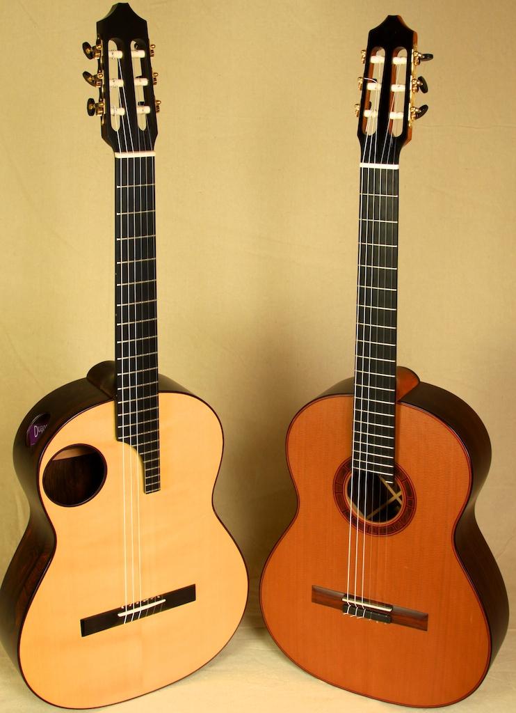 classical guitars duane waterman fine guitars sonora guitars. Black Bedroom Furniture Sets. Home Design Ideas